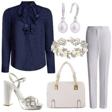 Outfit Biancoperla