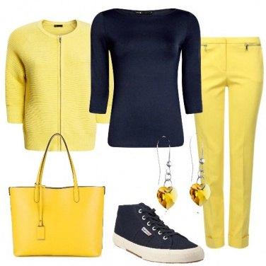 Outfit Una donna solare