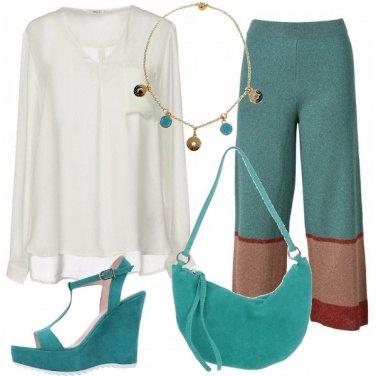 Outfit Femminile e comoda