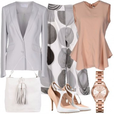 Outfit Impeccabile in riunione