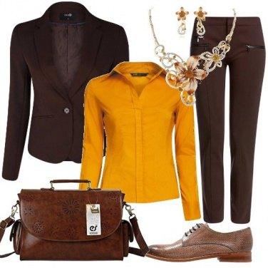 Outfit Un giorno al lavoro