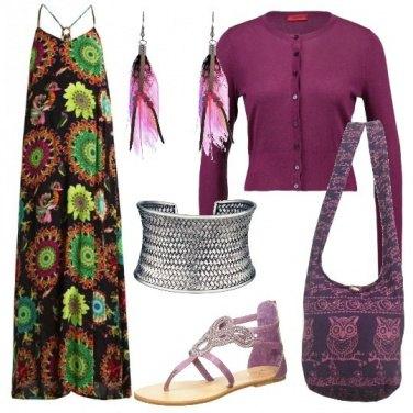 Outfit Come un mandala
