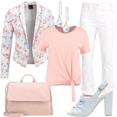 Outfit La giacca a fiori
