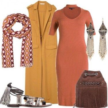Outfit Ispirazione lontana