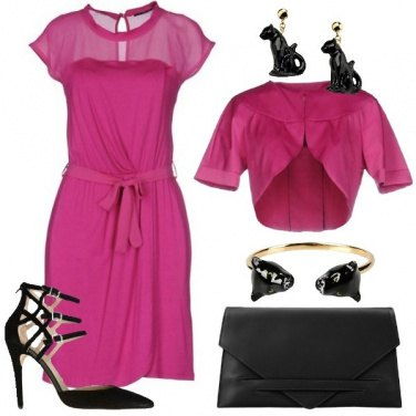 Outfit Dolce donna selvaggia