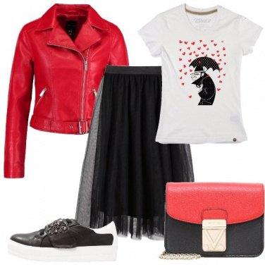 Outfit Ragazza innamorata