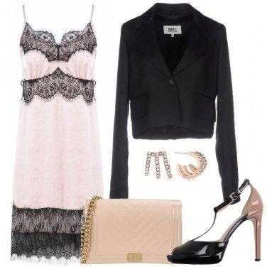 Outfit La pantera rosa