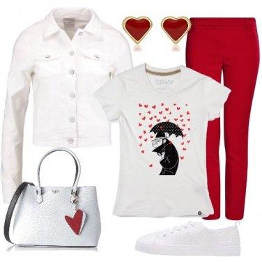 Outfit Se piovessero cuori