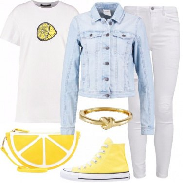 Outfit Un limone