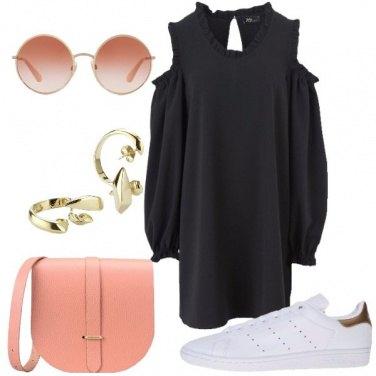 Outfit Un tocco oro ci vuole sempre
