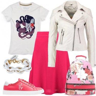 Outfit Tempo di ciliegie