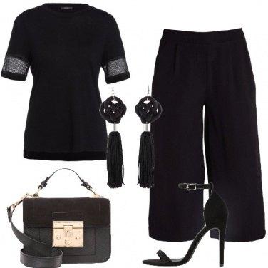 Outfit Con il nero non si sbaglia