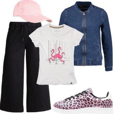 Outfit Il tempo libero che mi piace