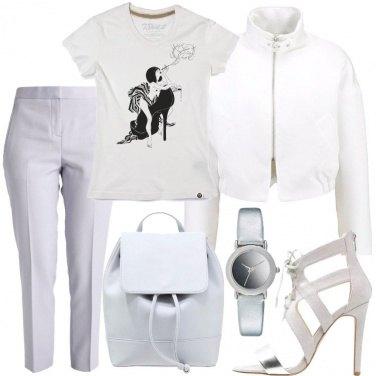 Outfit Amore per i tacchi