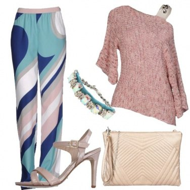 Outfit Cena all\'aperto