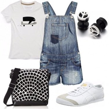 Outfit Mosaico