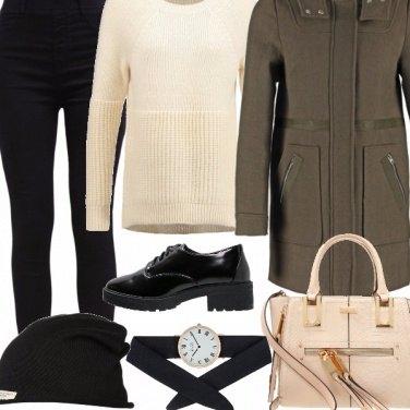Outfit Che freddo