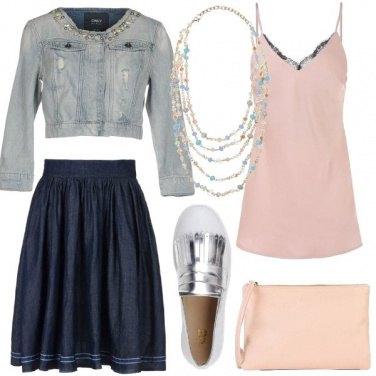 Outfit Un romantico pomeriggio