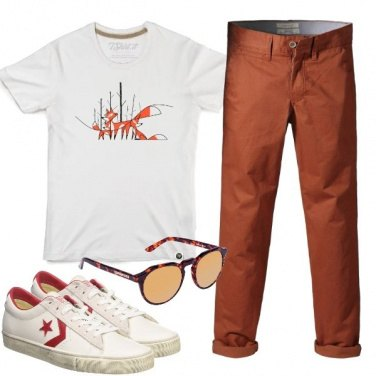 Outfit Color volpe