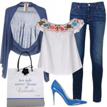 Outfit Una donna spiritosa