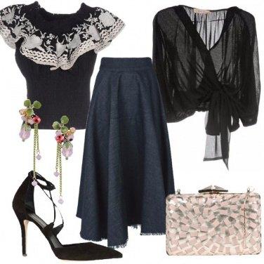 Outfit Splendida e particolare