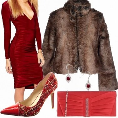 Outfit Natale low cost