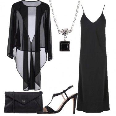 Outfit Nero seducente
