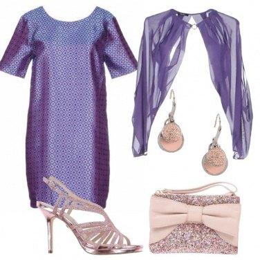 Outfit Il colore viola