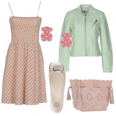 Outfit Una giovane romantica