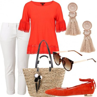 Outfit Voglia di un po\' di colore