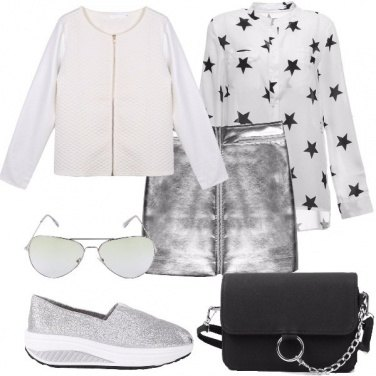 Outfit Vivo sulle stelle