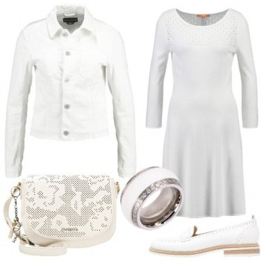 Outfit Bianco originale