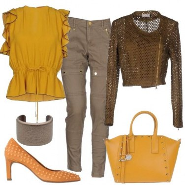 Outfit Cargo glam
