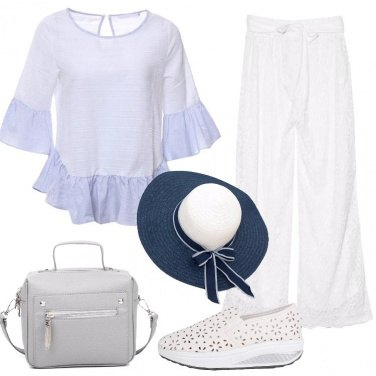 Outfit Passeggiata al lago