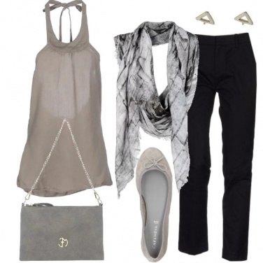 Outfit Sfumature di grigio