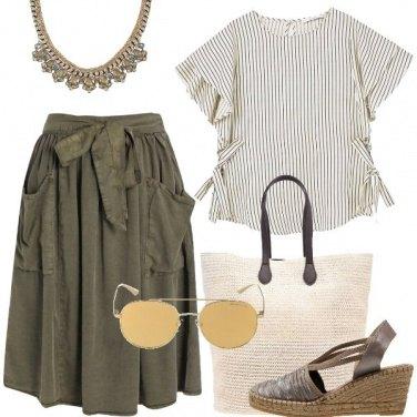 Outfit Io te e le fragole