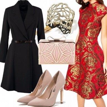Outfit Invitata d\'inverno