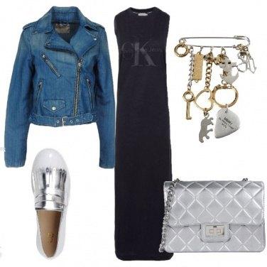 Outfit In città con stile