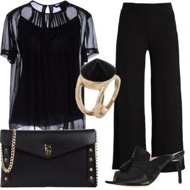 Outfit Non il solito nero