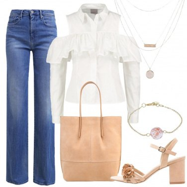 Outfit Spalle nude