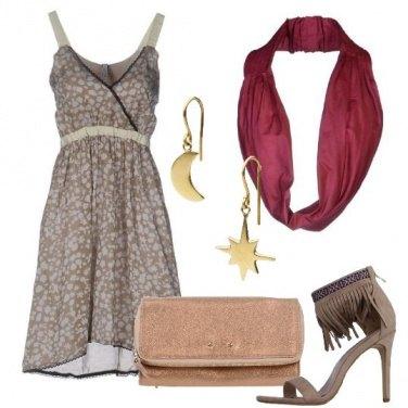 Outfit Luna e stella