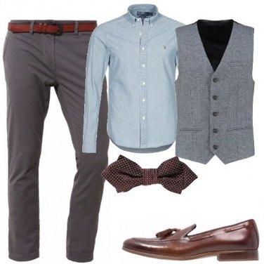Outfit Moderno incontra il classico