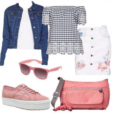 Outfit La vita in rosa