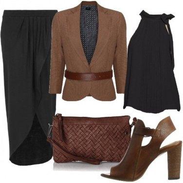 Outfit Gonne lunghe da giorno
