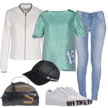 Outfit Un salto in centro