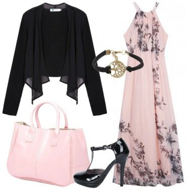 Outfit Mi sento romantica