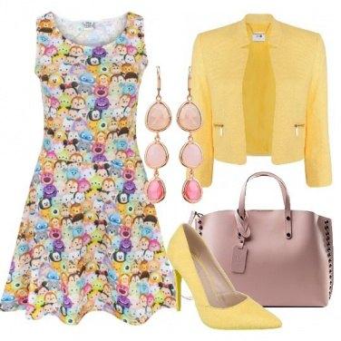 Outfit Sempre bambina