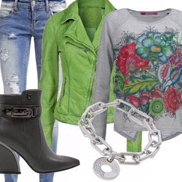 Outfit Per chi ama il colore!