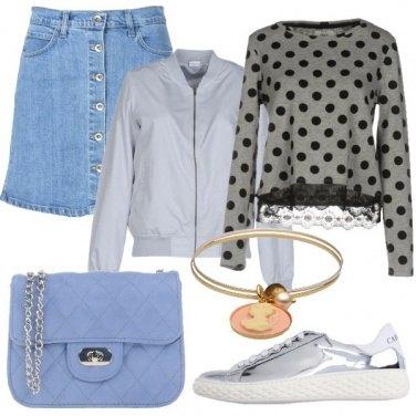 Outfit Giro al parco