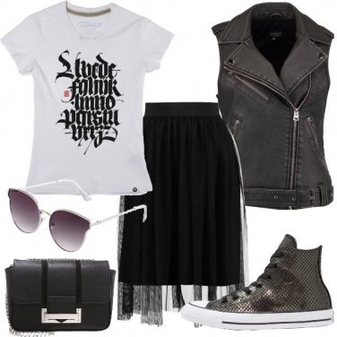 Outfit Gotica